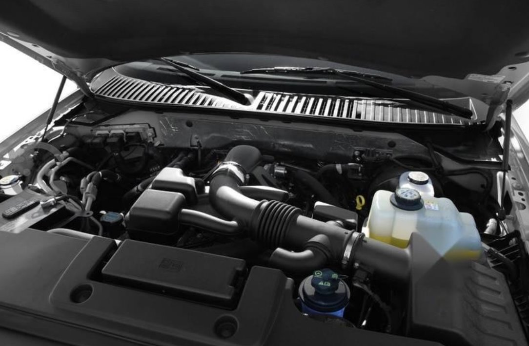 New 2022 Ford Expedition Engine