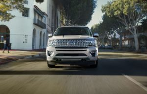 New 2022 Ford Expedition Exterior